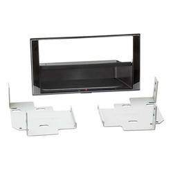 2-DIN RB Inbay Nissan Micra, Note piano-schwarz