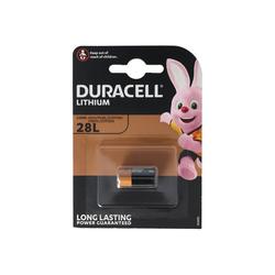 Duracell Duracell Photobatterie PX28L Lithium 6V 150mAh, 2C Fotobatterie
