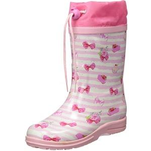 Beck Mädchen Cupcake Gummistiefel, Pink (Rosa 03), 35 EU