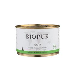 Biopur Leber-Diätfutter Hunde Nassfutter