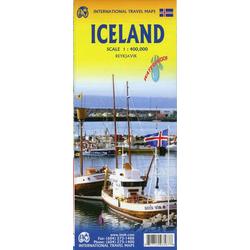Island / Iceland 1 : 400 000