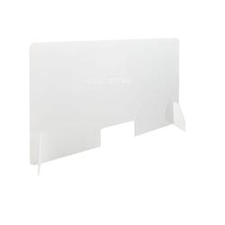 Plexiglas schutzscheibe, 1000 x 750 mm