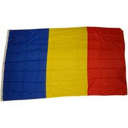 XXL Flagge Rumänien 250 x 150 cm Fahne mit 3 Ösen 100g/m² Stoffgewicht