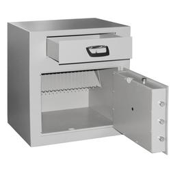 Deposittresor Einwurftresor mit Schublade GT 665/300 kg