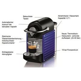 Krups Nespresso Pixie XN 3006