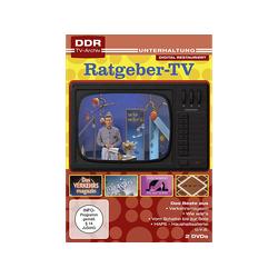 DAS BESTE AUS DEM RATGEBER-TV (DDR TV-ARCHIV) DVD