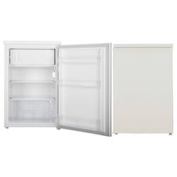 PKM Kühlschrank KS 115.4 T3, 84.5 cm hoch, 56 cm breit, mit Gefrierfach 4**** Standkühlschrank 120 L weiß