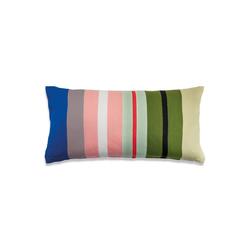 Kopfkissen, Remember Kissen 30 x 60 cm Stripes Nepal Bezug 100% Baumwolle, Remember
