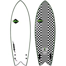 SOFTECH SOFTBOARDS KYUSS KING FISH Surfboard 2021 - 5,8