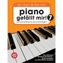 Piano gefällt mir! m. MP3-CD. Bd.7