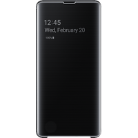 Samsung Clear View Cover EF-ZG975 für Galaxy S10+