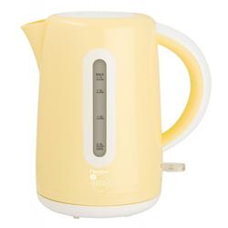 Wasserkocher ENVOGUE gelb Bestron