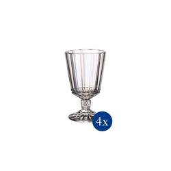 Villeroy & Boch Weißweinglas Opéra Weissweinkelch 4er Set (4-tlg), Glas