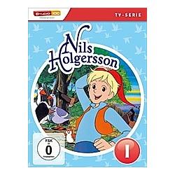 Nils Holgersson - DVD 01 (Folgen 1-6) - DVD  Filme