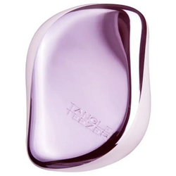 Tangle Teezer Compact Styler Lilac Chrome Weiß-lila