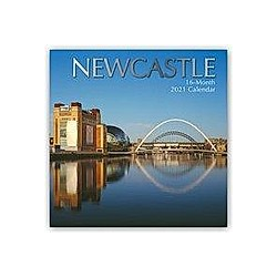 Newcastle 2021, 16-month calendar