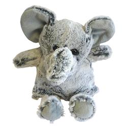 Wärmeteddy Kirschkernkissen Wärmekissen Wärmestofftier Plüschtier Elefant