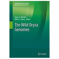 The Wild Oryza Genomes - Buch