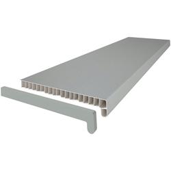 Baukulit VOX Fensterbank Signalgrau, für eine Einbautiefe bis 300 mm