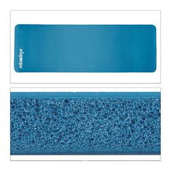 relaxdays   Yogamatte blau