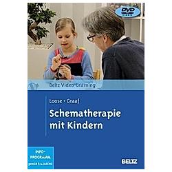 Schematherapie mit Kindern, 2 DVDs