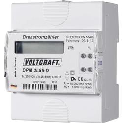 Voltcraft, Energiemessgerät, Drehstromzähler digital 85 A M