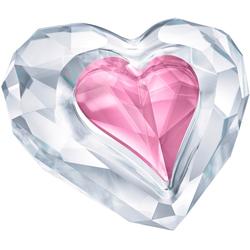 Swarovski Dekofigur Herz – Only for You, 5428006 (2 Stück), Swarovski® Kristalle