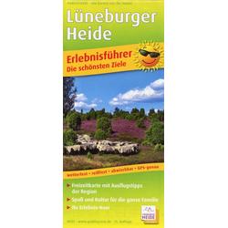 Lüneburger Heide 1:190 000