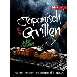 Japanisch Grillen als Buch von Jonas Cramby