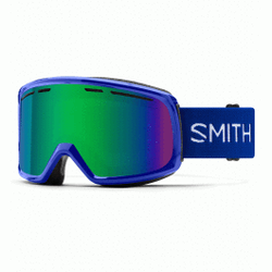 Smith - RANGE Klein Blue Green SolX - Skibrillen