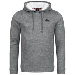 Höhenhorn Hoodie Höhenhorn Cimma Herren Hoodie Trainings Kapuzen Pullover Sweatshirt Polyester Funktionskleidung grau L