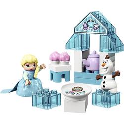 10920 LEGO® DUPLO® Elsas und Olafs Eis-Café