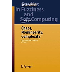 Chaos  Nonlinearity  Complexity - Buch