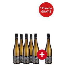 5+1-Paket Scheffer Riesling trocken - Weinpakete