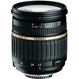 Tamron SP AF 17-50mm F2,8 XR Di II LD Canon EF