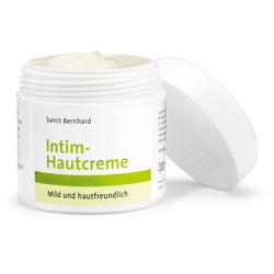 Hautcreme für intime Bereiche