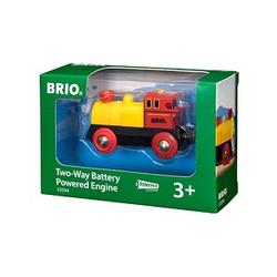 BRIO®    Gelbe Batterielok Spielzeugeisenbahnen