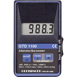 Greisinger Druck-Messgerät GTD 1100 Luftdruck 0.3 - 1.1 bar mit Höhenmesser