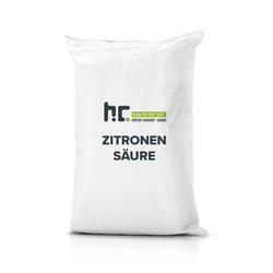 2 x 25 kg Zitronensäure Granulat(50 kg)