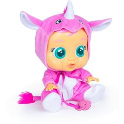 Cry Babies SASHA rosa/weiß