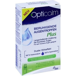 OPTICALM beruhigende Augentropfen Plus 10 ml