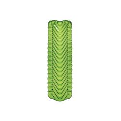 Klymit Isomatte Static V Long Mattenfarbe - Grün, Mattenvariante - Aufblasbar, Mattenstärke - 6 cm, Mattengröße - ~ 60 x 200 cm,