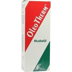 OLEOTHERM Muskelöl 100 ml