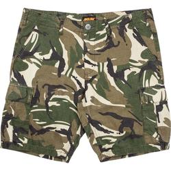 Shorts SANTA CRUZ - Defeat Walkshort Woodland Camo (WOODLAND CAMO)