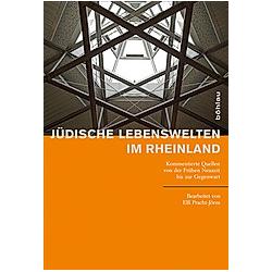 Jüdische Lebenswelten im Rheinland - Buch