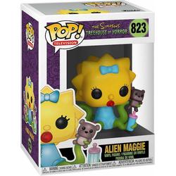 Funko Sammelfigur Funko Pop! - Simpsons S3 Alien Maggie