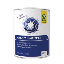 MAGNESIUMCITRAT Pulver 200 g