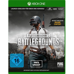 Playerunknown's Battleground v1.0 Xbox One