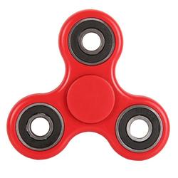 GOKarli Fidget Spinner / Hand Spinner / Finger Spinner Anti Stress Kreisel Rot