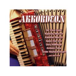VARIOUS - Akkordeon (CD)